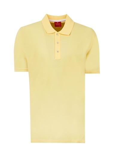 Damat Tişört Sarı
